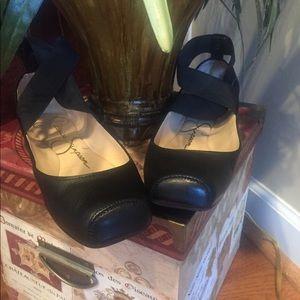 Cute Jessica Simpson shoes